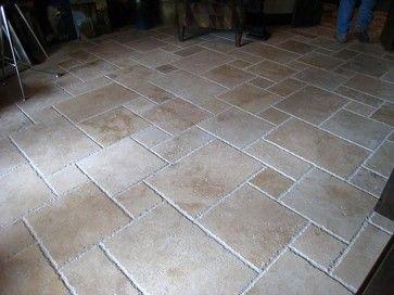 Travertine Tile Patio Travertine French Pattern Tiles