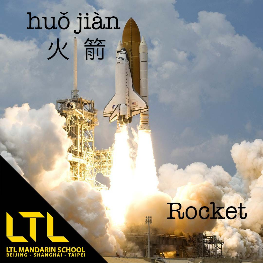 Space in Chinese - Learn The Solar System In Chinese And ...