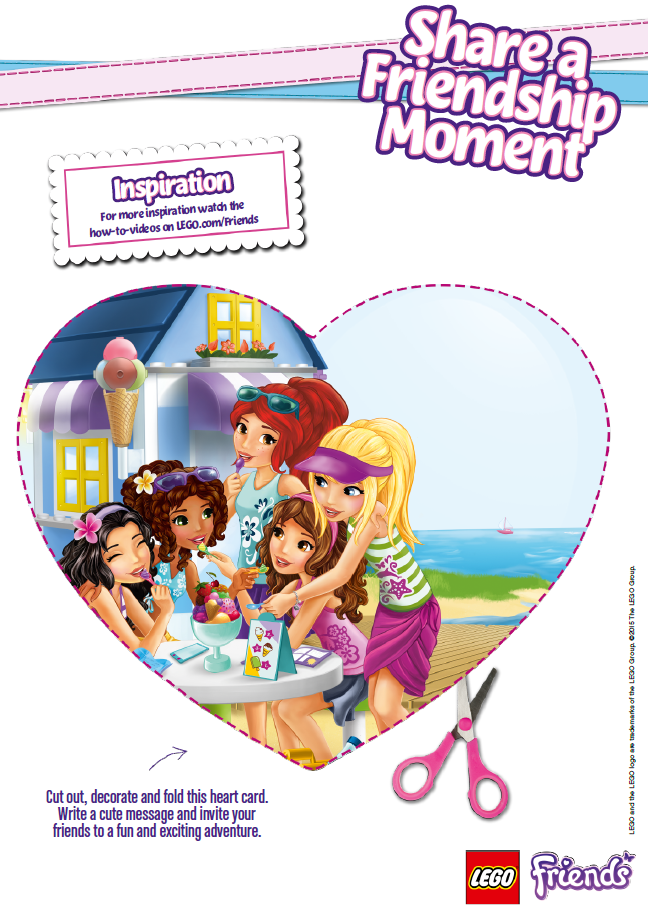 Pin By Simonakesslova On Lego Friends Party