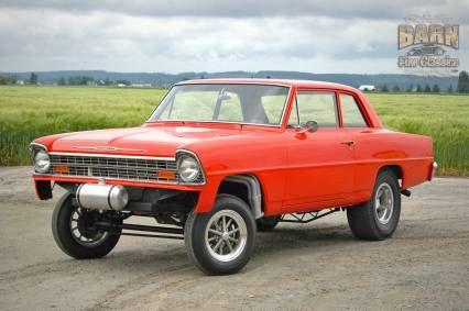 1967 Chevrolet Nova Gasser For Sale Oldride Com Chevrolet Nova Chevy Muscle Cars Rodder