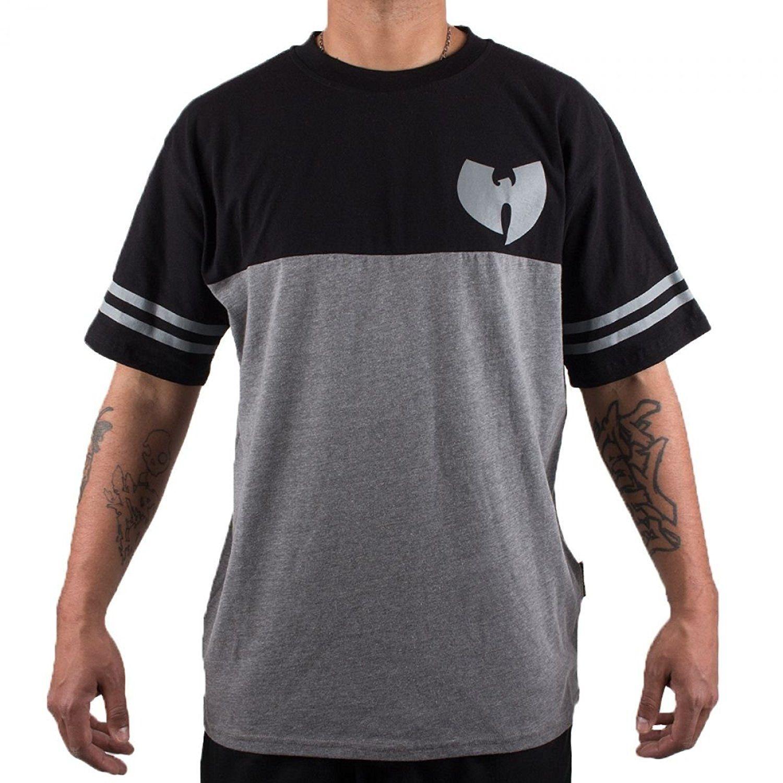reputable site cd26c fbd25 Wu Wear - Wu Tang Clan - Wu 2 Tone Shirt T-Shirt - Wu ...