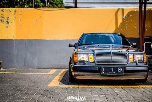 Mercedesbenz C124 Cling 022 Mercedes Benz Mercedes Merc Benz