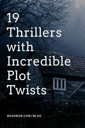 19 Books with Plot Twists You Won't See Coming