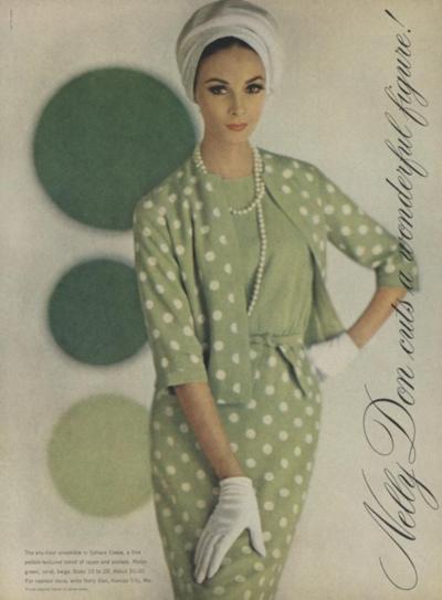 Advertisement fromVogue(01 JAN 1962)