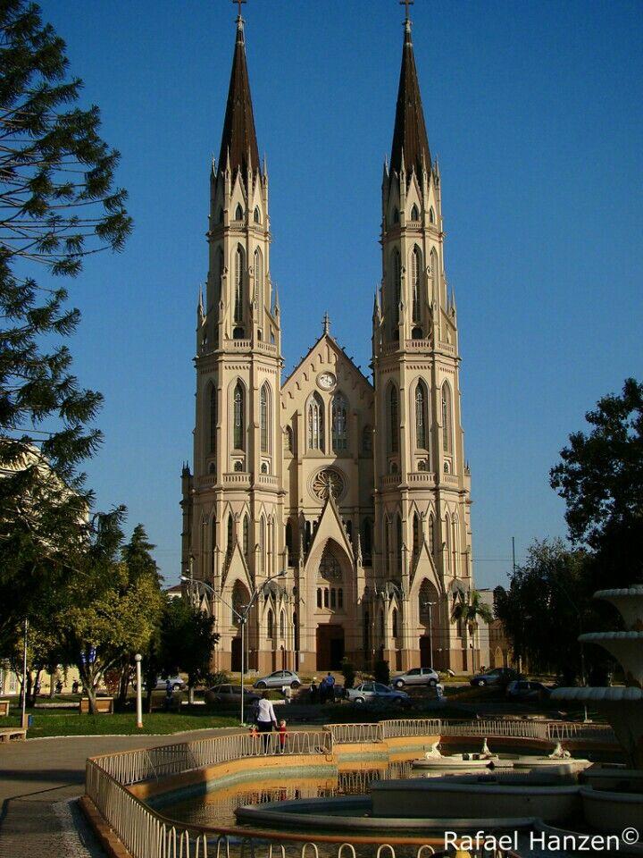 Catedral São João Batista - Santa Cruz do Sul - RS