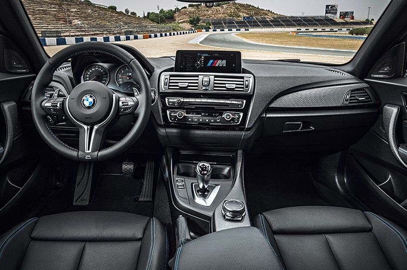 after 40 years, BMW reboots the sporty M2 coupe series