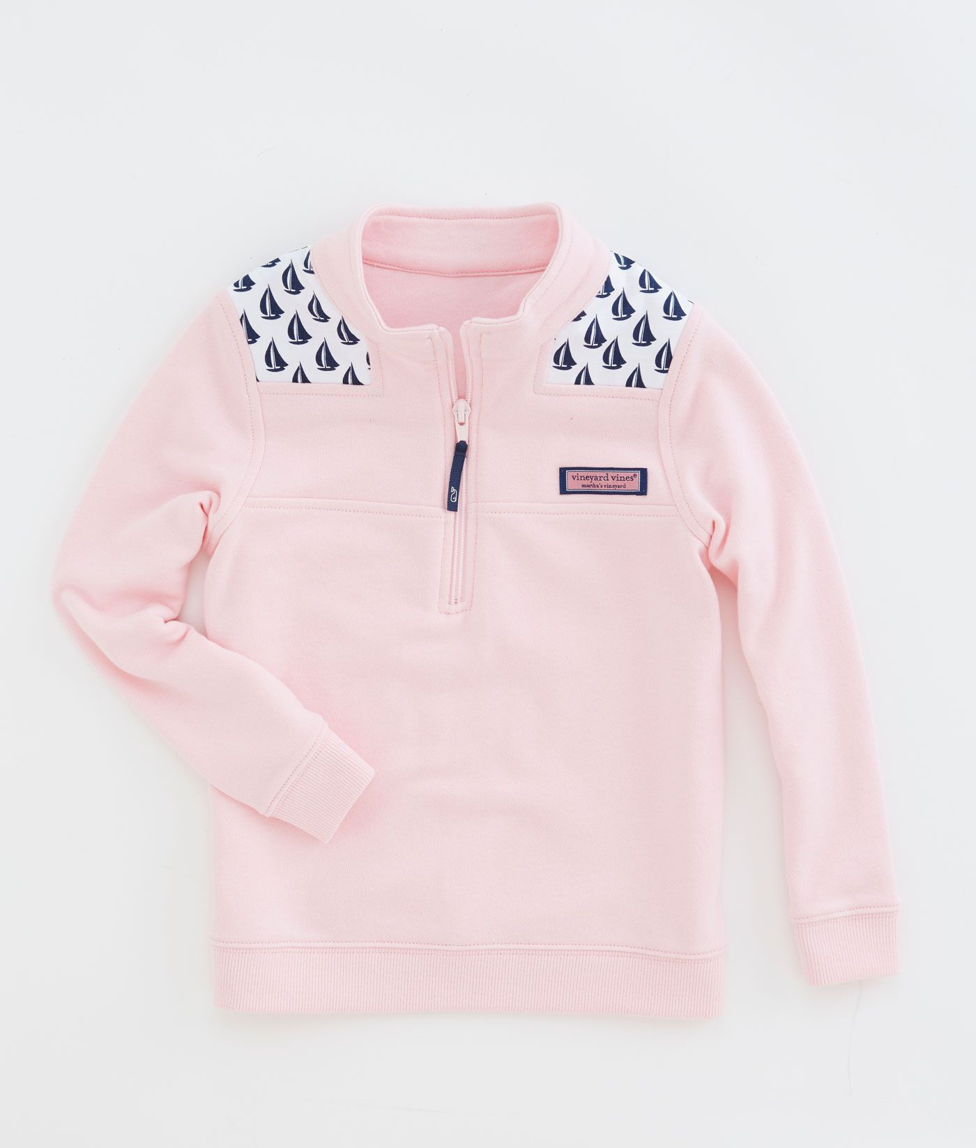 Girls Tiny Boats Shep Shirt For Girls Vineyard Vines I