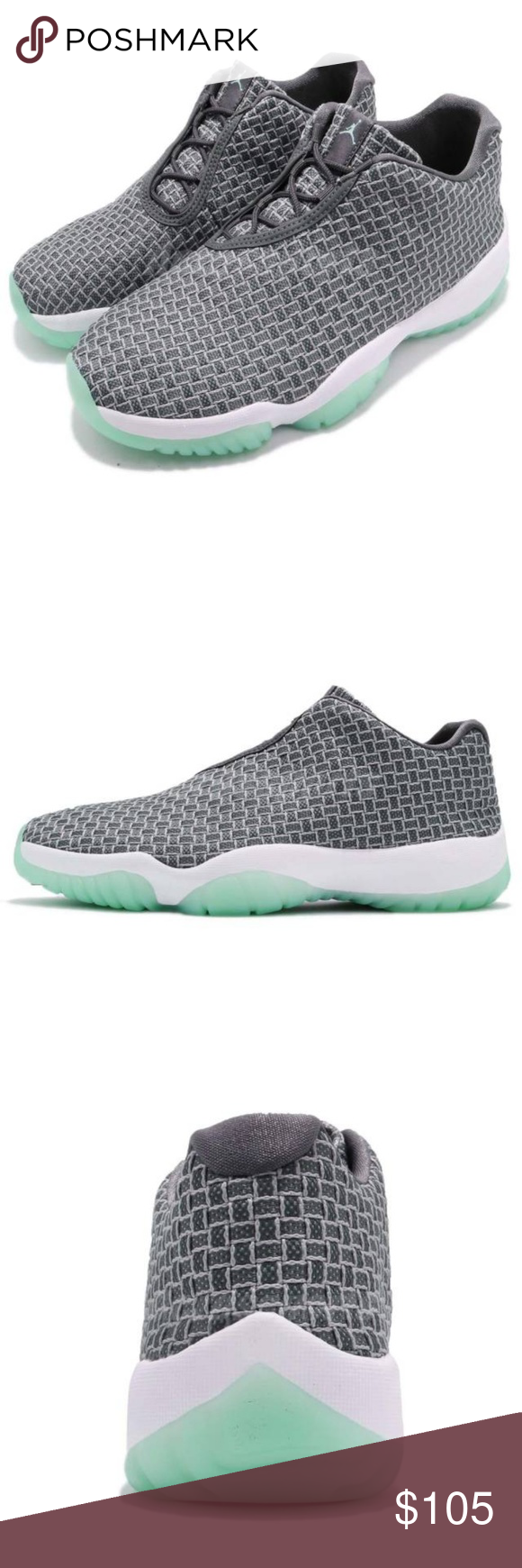 e0cfdaf3654 Jordan Men's Air Future Low, Wolf Grey SIZE:11.5 M ordan Men's Air Future
