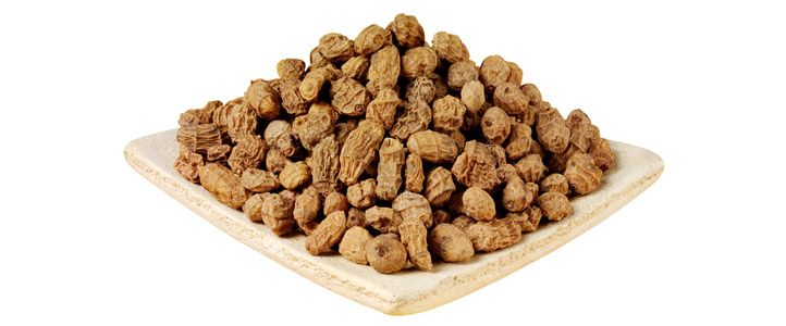 The tigernut and the vegan diet