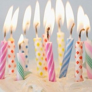 happy birthDay Nin*@Pauline Hoch Hoch
