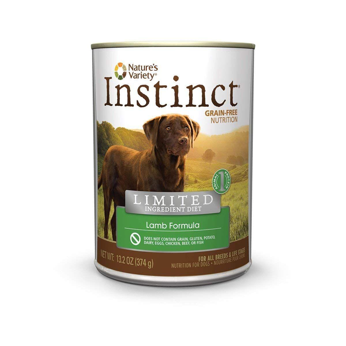 Nature S Variety Instinct Limited Ingredient Diet Grain Free