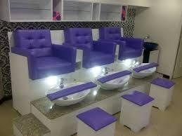 Resultado de imagen para modelos de muebles para manicure for Sillas para hacer pedicure