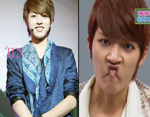 Top 10 Funny Faces Of Kpop Male Edition Funny Faces Korean Male Actors 10 Funniest