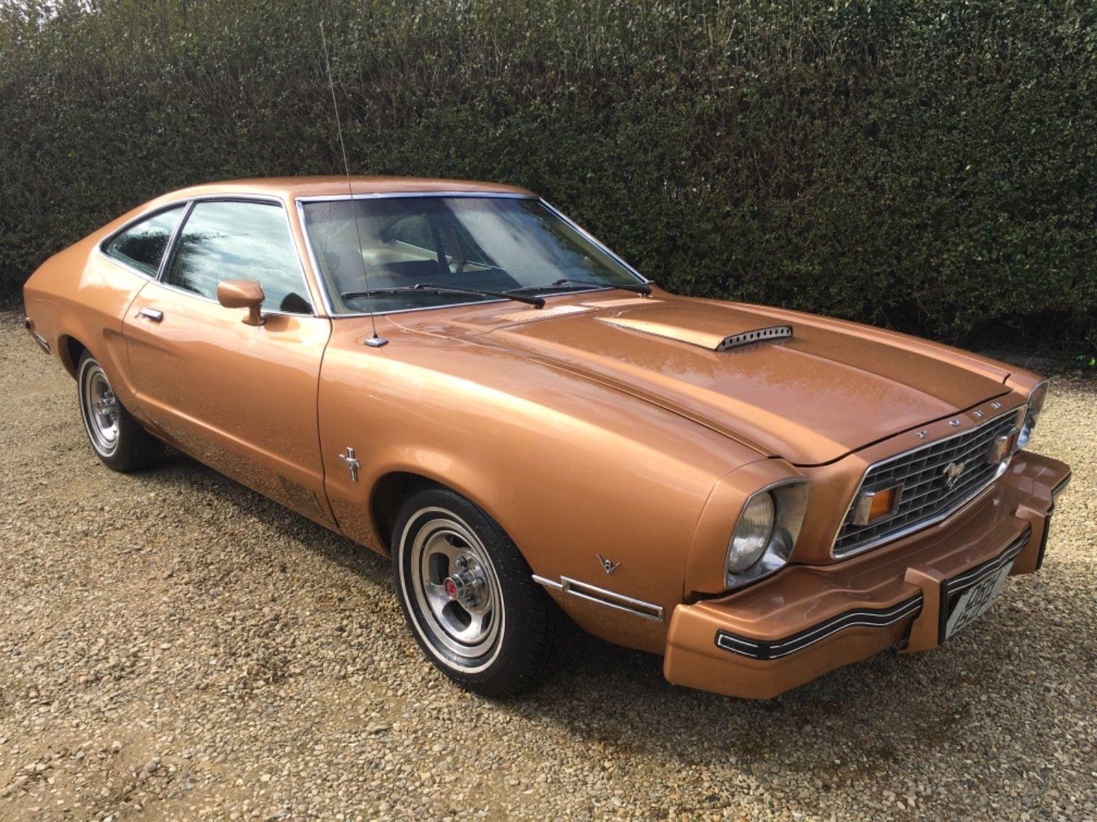 1976 Ford Mustang 11 Mach 1 RHD 302 cu in V8 | Ford mustang, Mustang ...