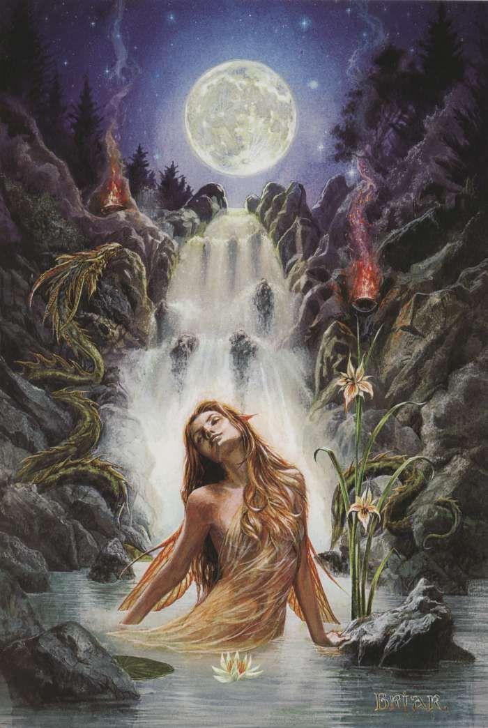 Moon Falls