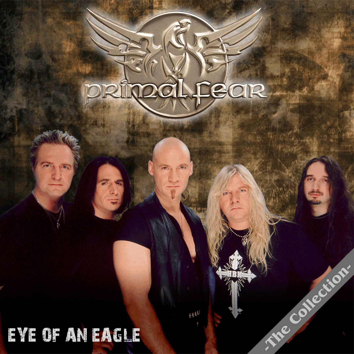 Primal Fear Band 300 Dpi Cover Art With Images Primal Fear