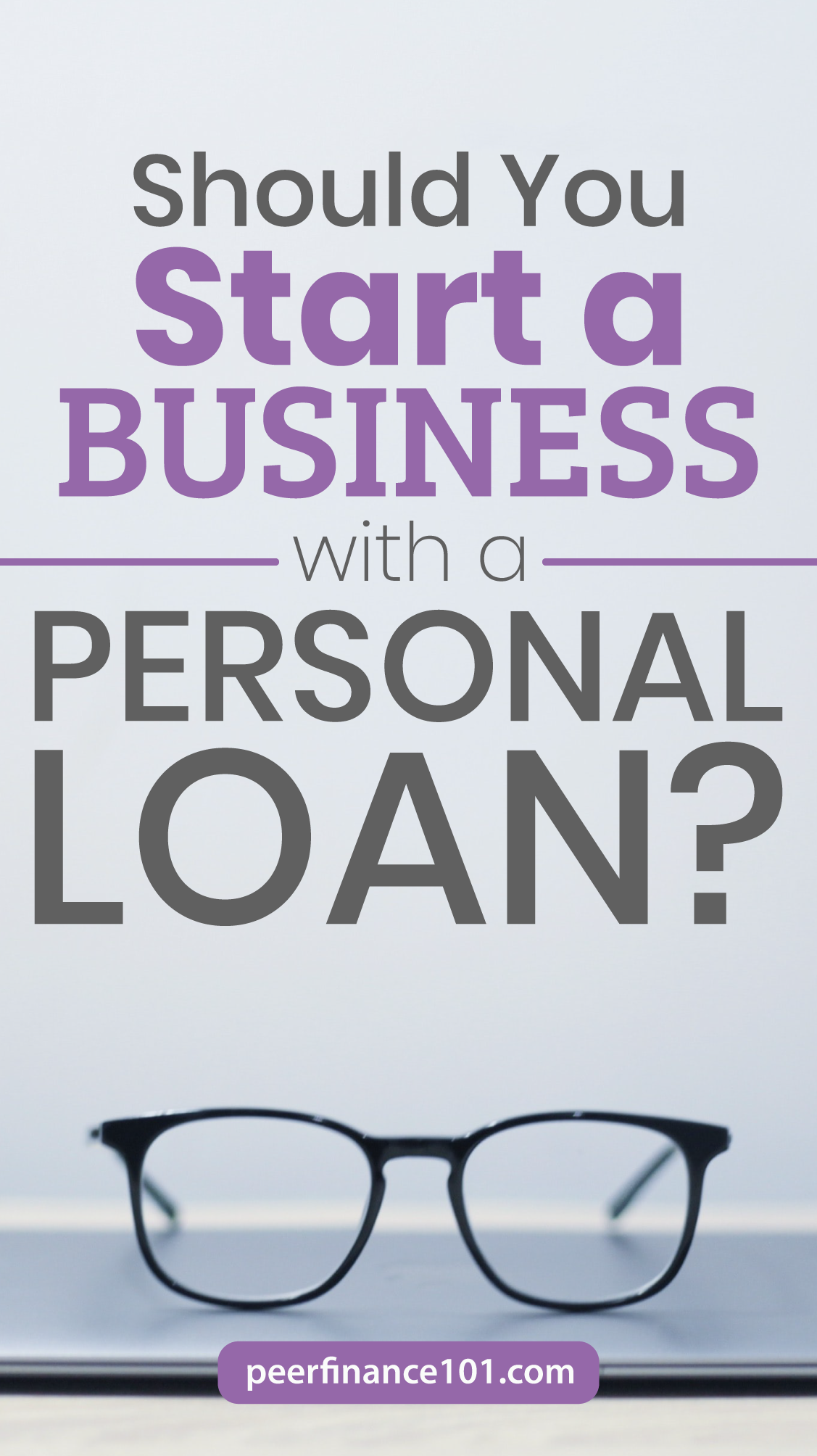 Starting A Business With A Personal Loan 3 Loan Rules In 2020 Personal Loans Small Business Success Starting A Business