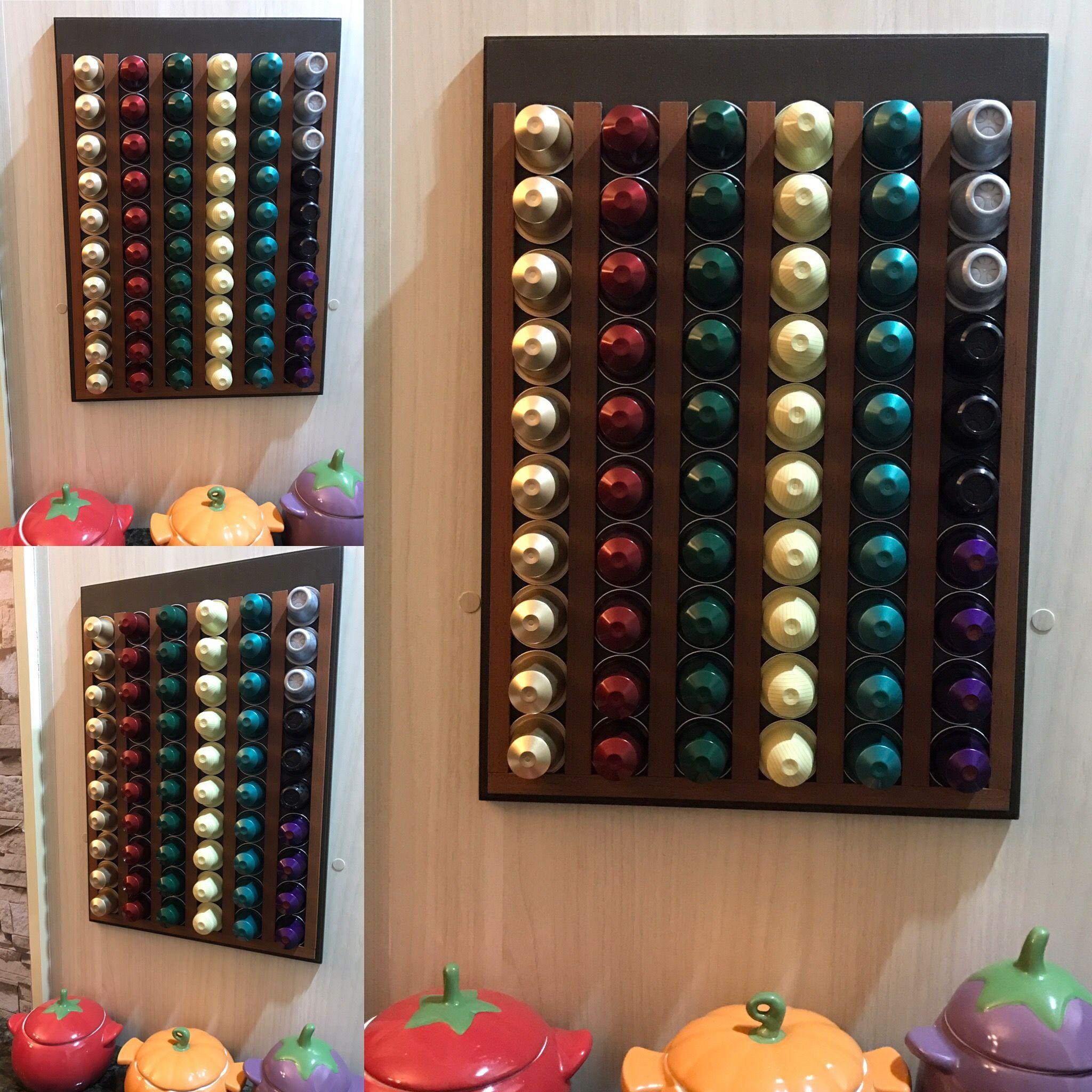 Porta Capsula De Cafe Nespresso Com Imagens Porta Capsulas