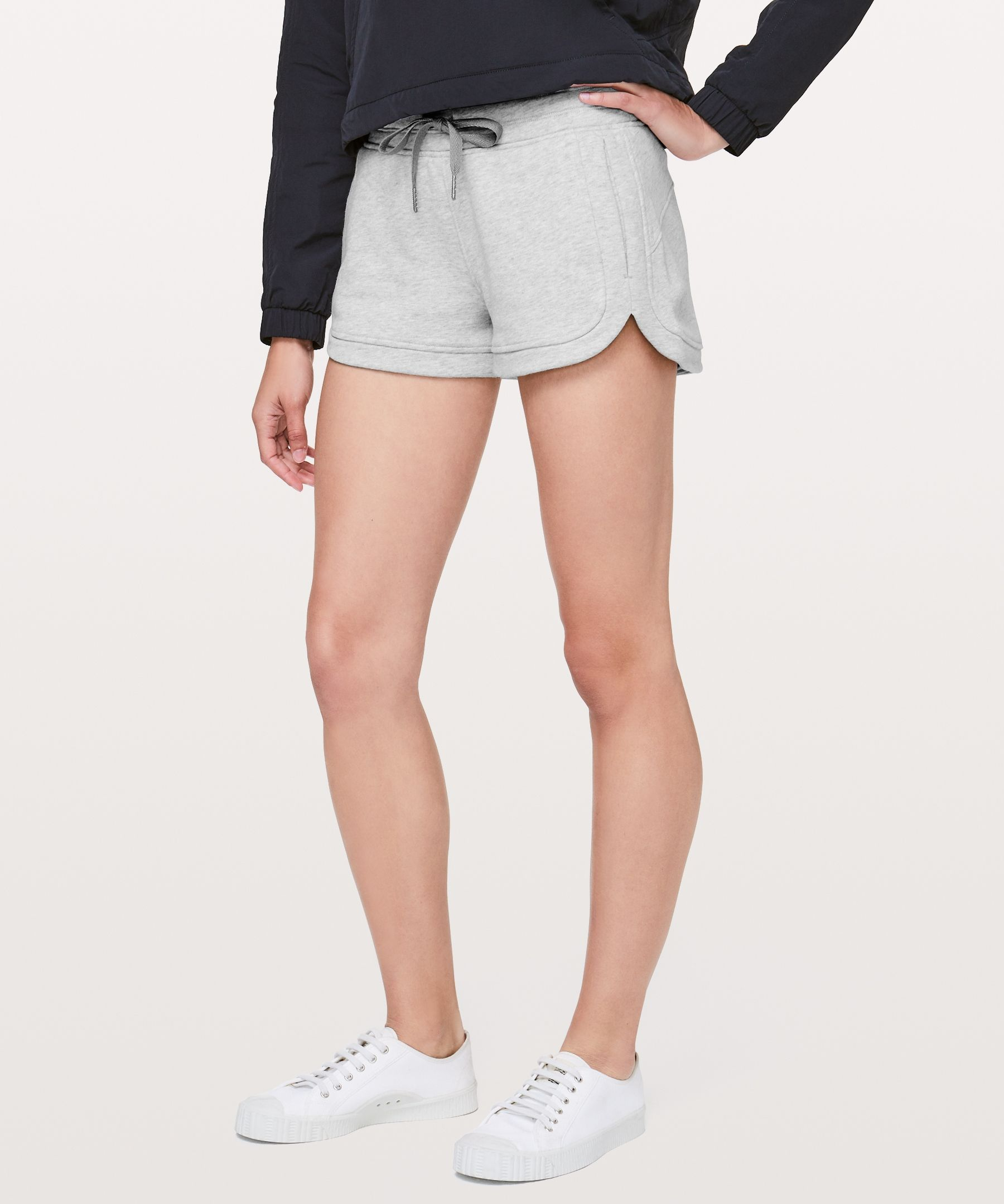 Hit Reset Short 3 Whether You Re Running Around Town Or Cooling Down After A Marathon Sweat These Gym Shorts Womens Technical Clothing Breathable Shorts