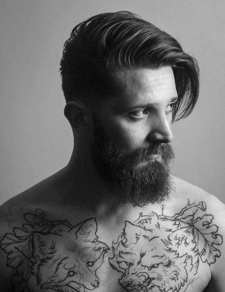 coupe de cheveux homme 2016 en 28 id es tendance coiffures pinterest cheveux hommes 2016. Black Bedroom Furniture Sets. Home Design Ideas