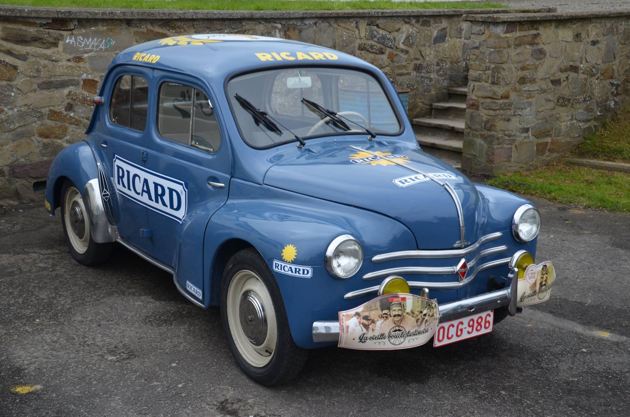 Pin Van George D Isabella Op My 4cv Renault