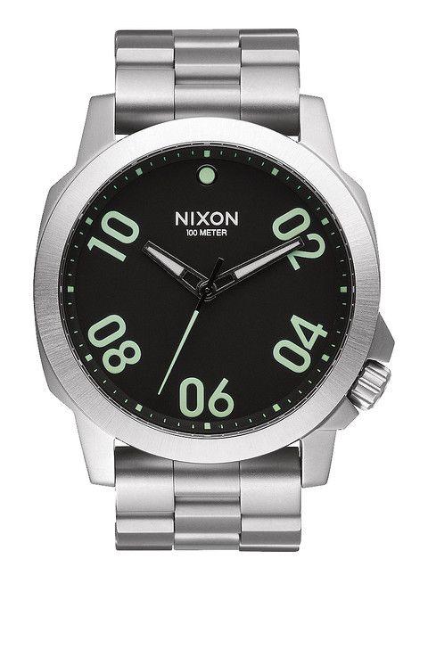 Ranger 45 - All Black | Nixon Neo Preen