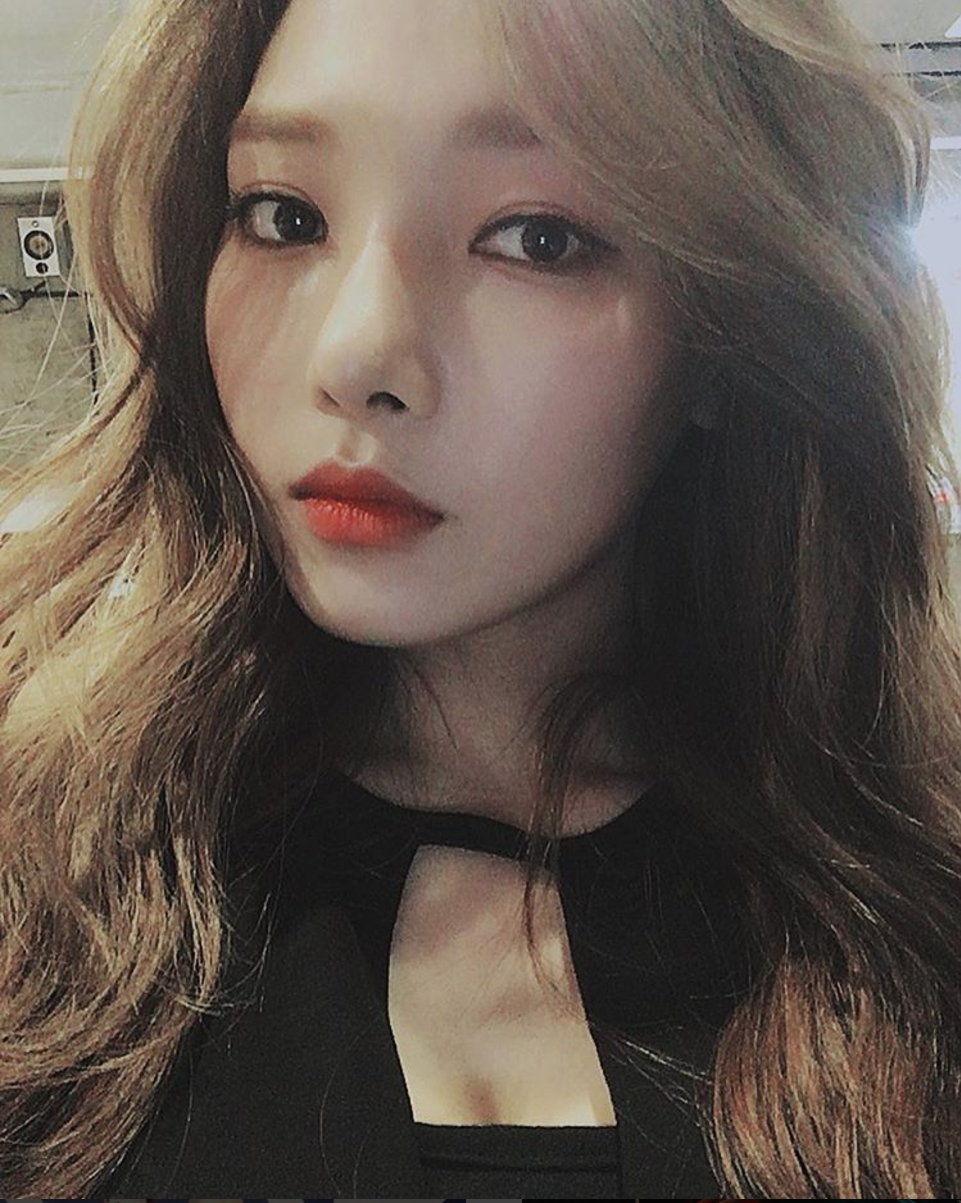 Somin K A R D From Reddit Pinterest Kpop Idol And
