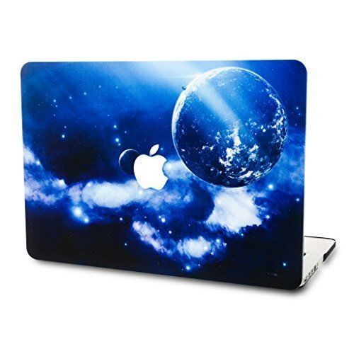 MacBook Pro 13 Shell Rubberized Laptop Notebook Protective Cover Space Galaxy #MacbookPro13Case