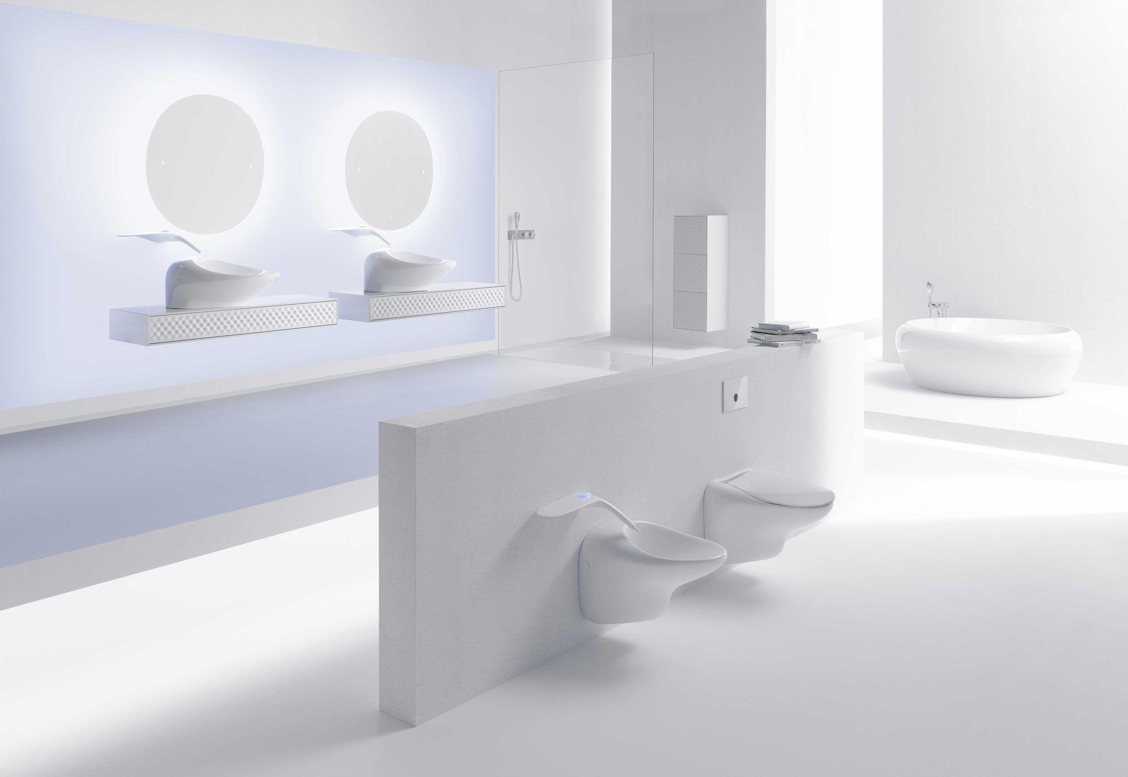 Lovely Ross Lovegrove VitrA Bathroom Freedom WC And Bidet