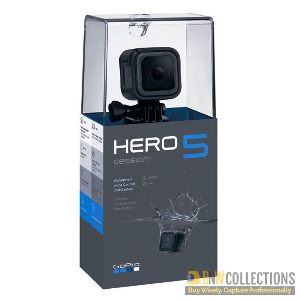 Buy Gopro Hero5 Session At Rs 29 900 Highlights Capture 10mp Photos At 30 Fps Ultra Wide Angle Glass Lens Waterpro Gopro Camera Action Camera Gopro Hero 5