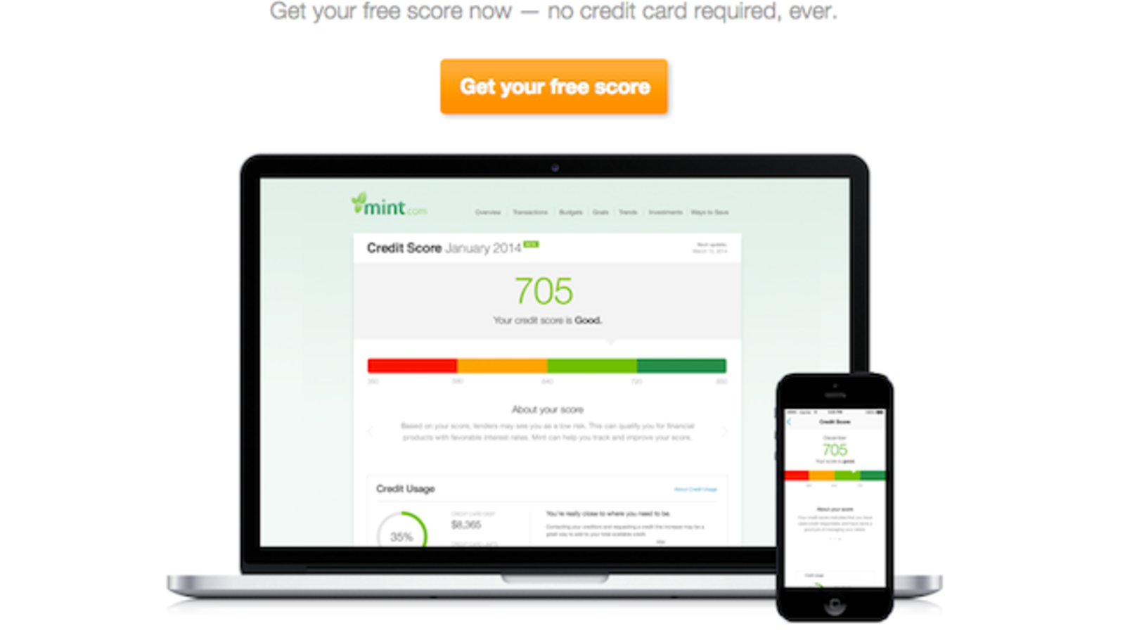 Check my credit scoring online