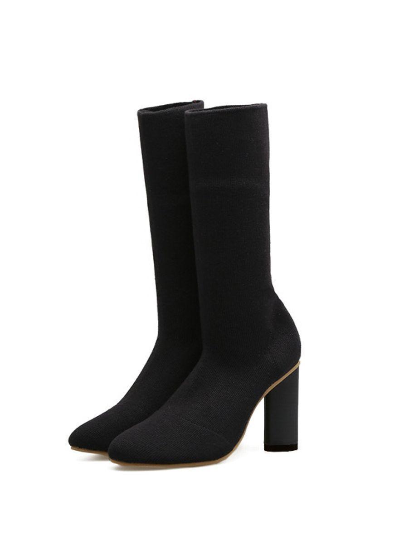 High Heels Elastic Woolen Stivali Donna scarpe Sexy Cheap Lingeire   Cheap Sexy   c4d642