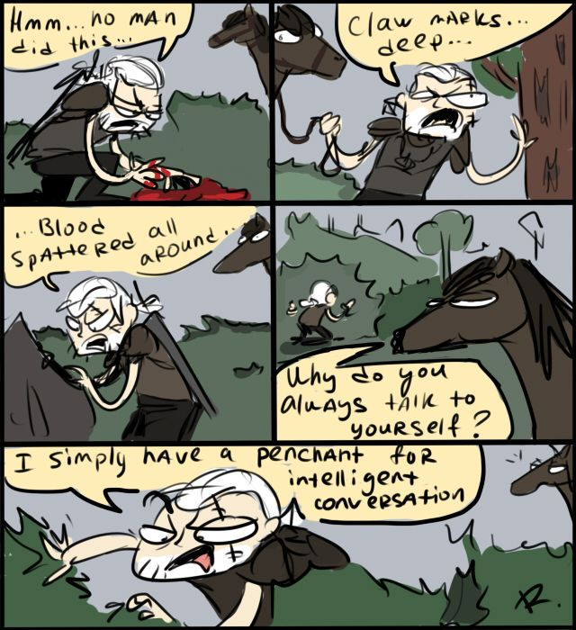 The witcher 3 doodles 48 by ayej on deviantart wiedmin the witcher 3 doodles 48 by ayej on deviantart solutioingenieria Image collections