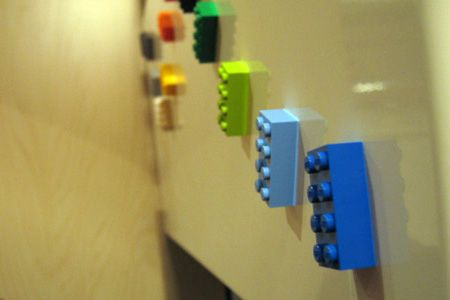 LEGO Refrigerator Magnets | Gifts for the Lego Enthusiast ...