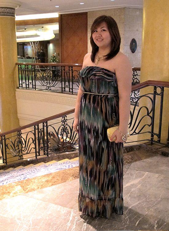 Black Maxi Dress Philippines On
