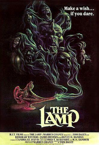 The Lamp (1987) poster art | 80's in Film | Pinterest | Horror ...