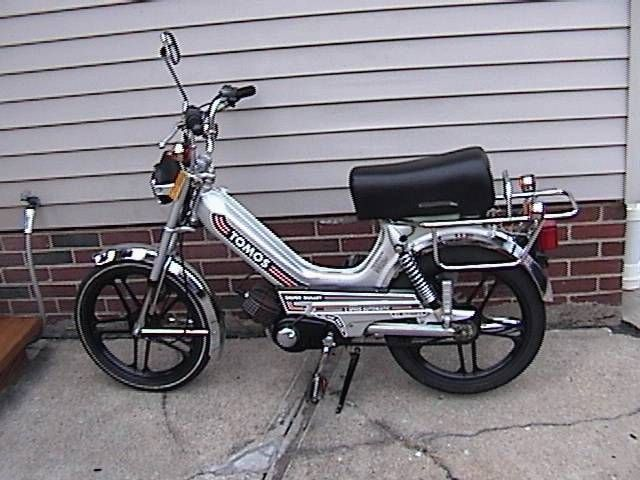 Tomos A3 | moped | Cars motorcycles, Motorcycle, Honda