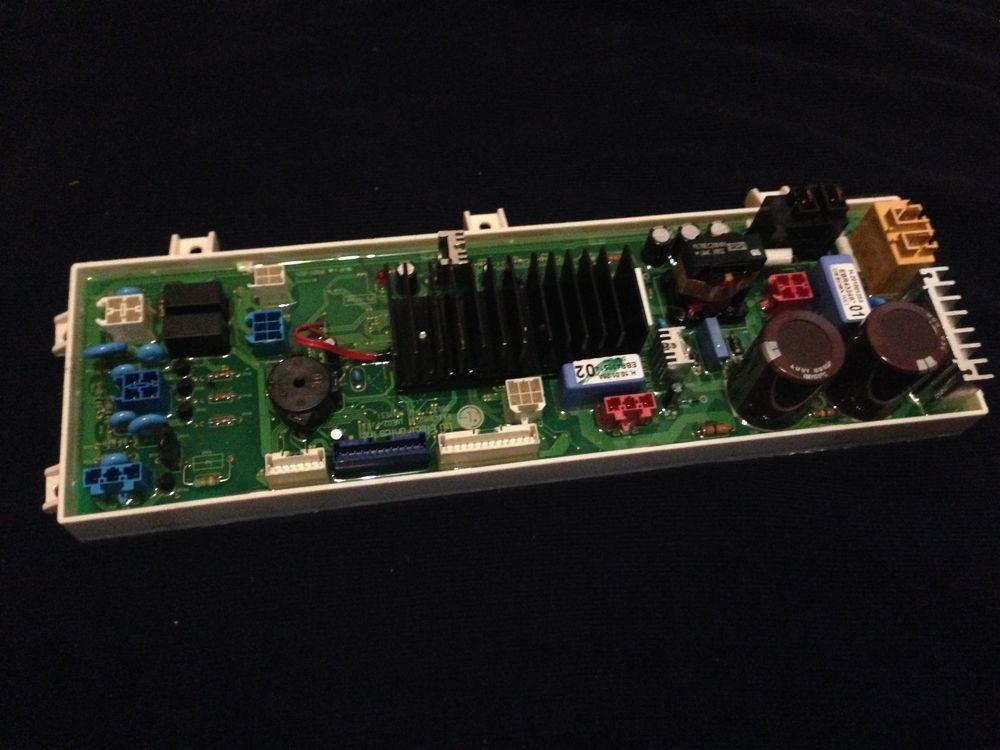 LG EBR43249701 WASHER MAIN CONTROL BOARD GREEN EAX43182401 #LG