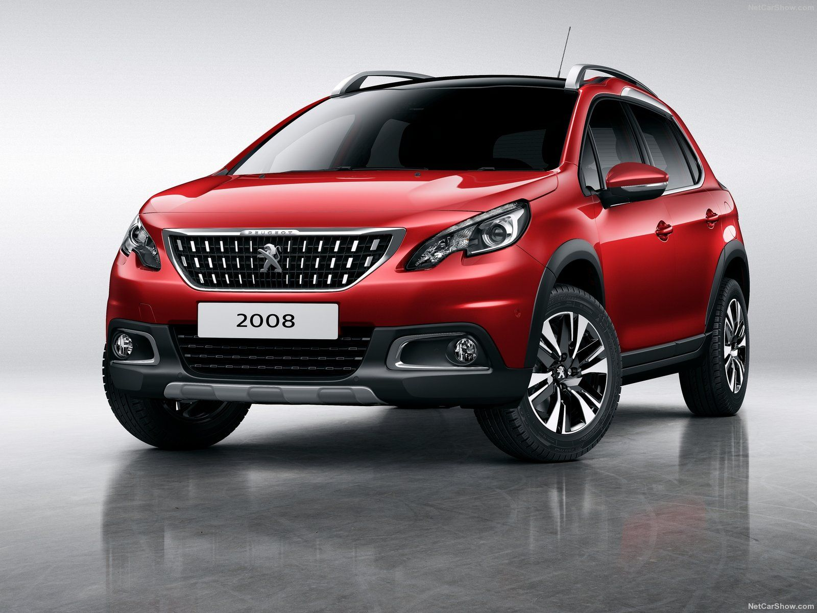 Peugeot 2008 2017 from netcarshow