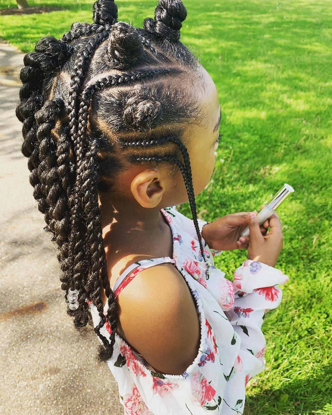 Pin On Kids Hairstyles