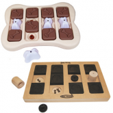 Dog Brick - This game can also be used as an interactive food bowl, this is great for dogs that eat too fast.