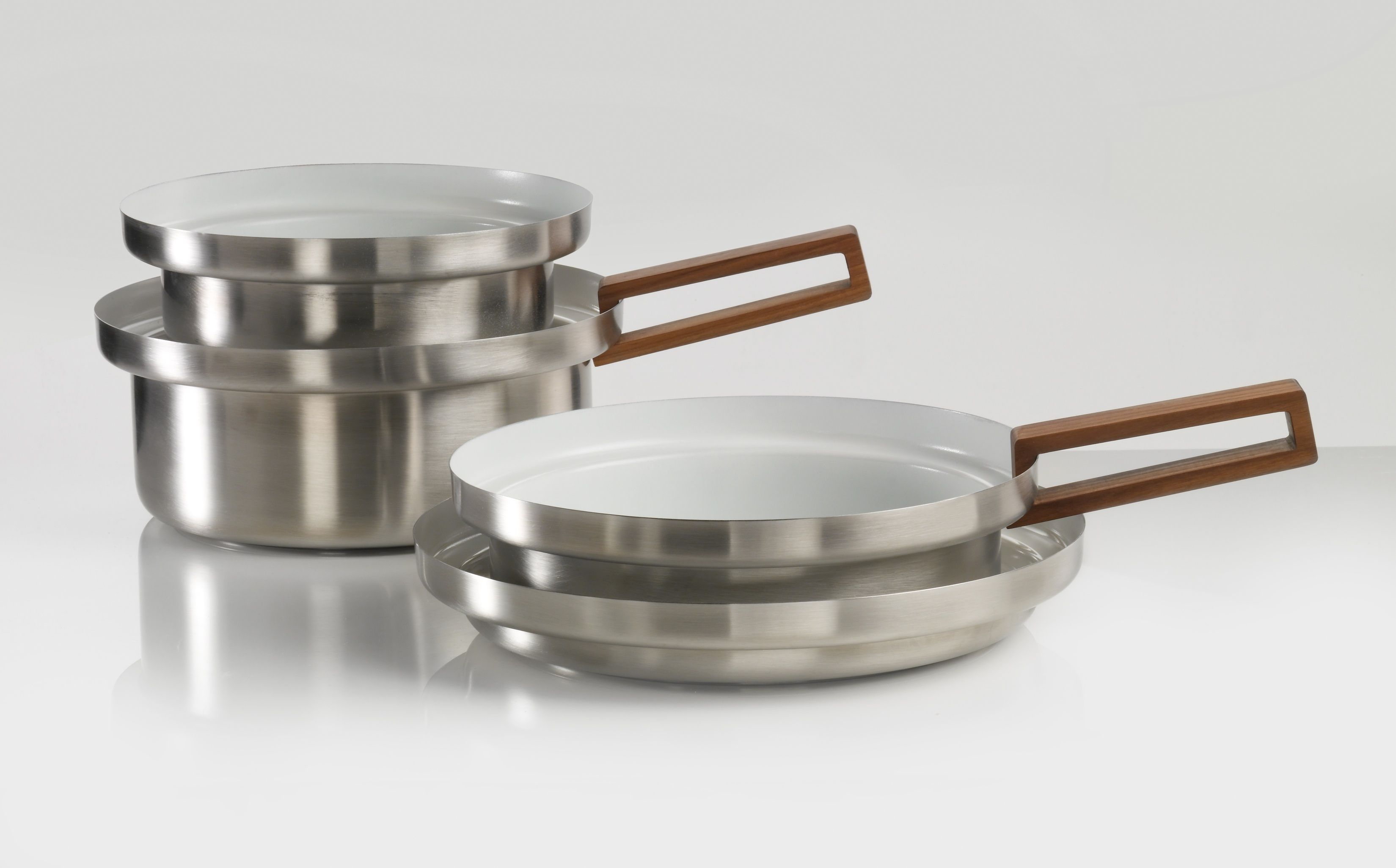 Knindustrie Whitepot Range For The Kitchen Designed By