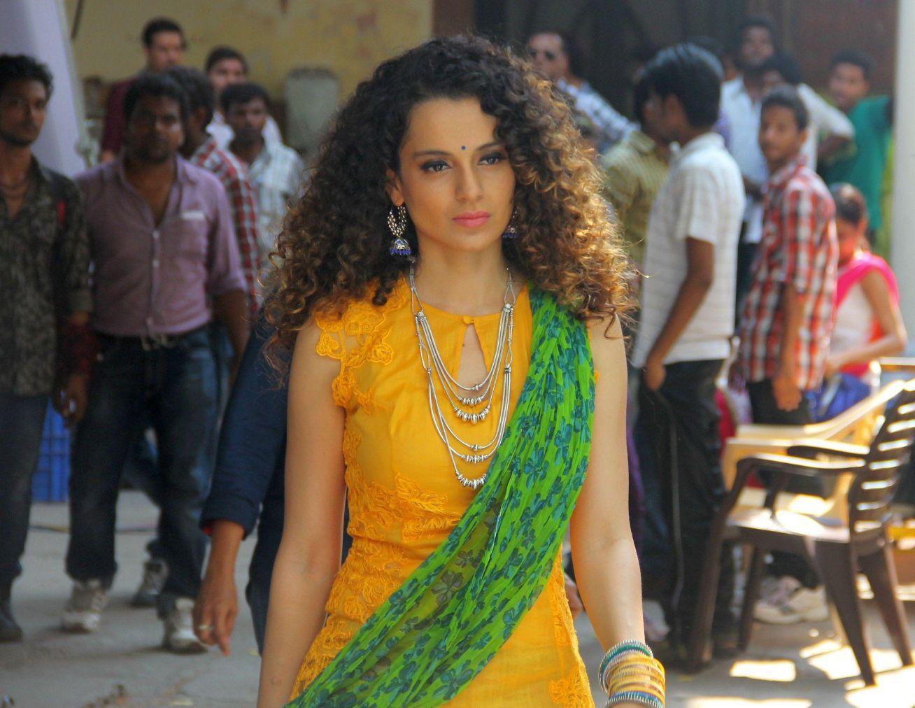 Kangana Ranaut S Look In Tanu Weds Manu Google Search Fashion Style Women Of India