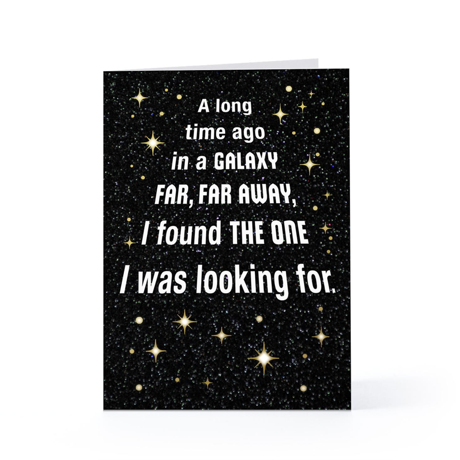 Invitation Card Valentine Sayings Star Wars Birthday Valentine Card
