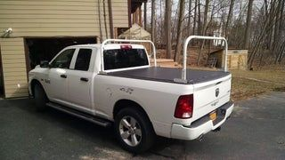 Photo of Kayak Truck Rack Works With Tonneau Cover