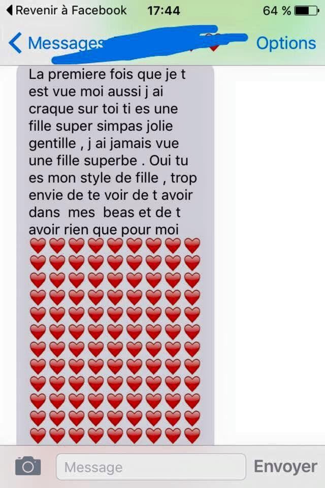 Texte Pour Sa Copine : texte, copine, Épinglé, Amour