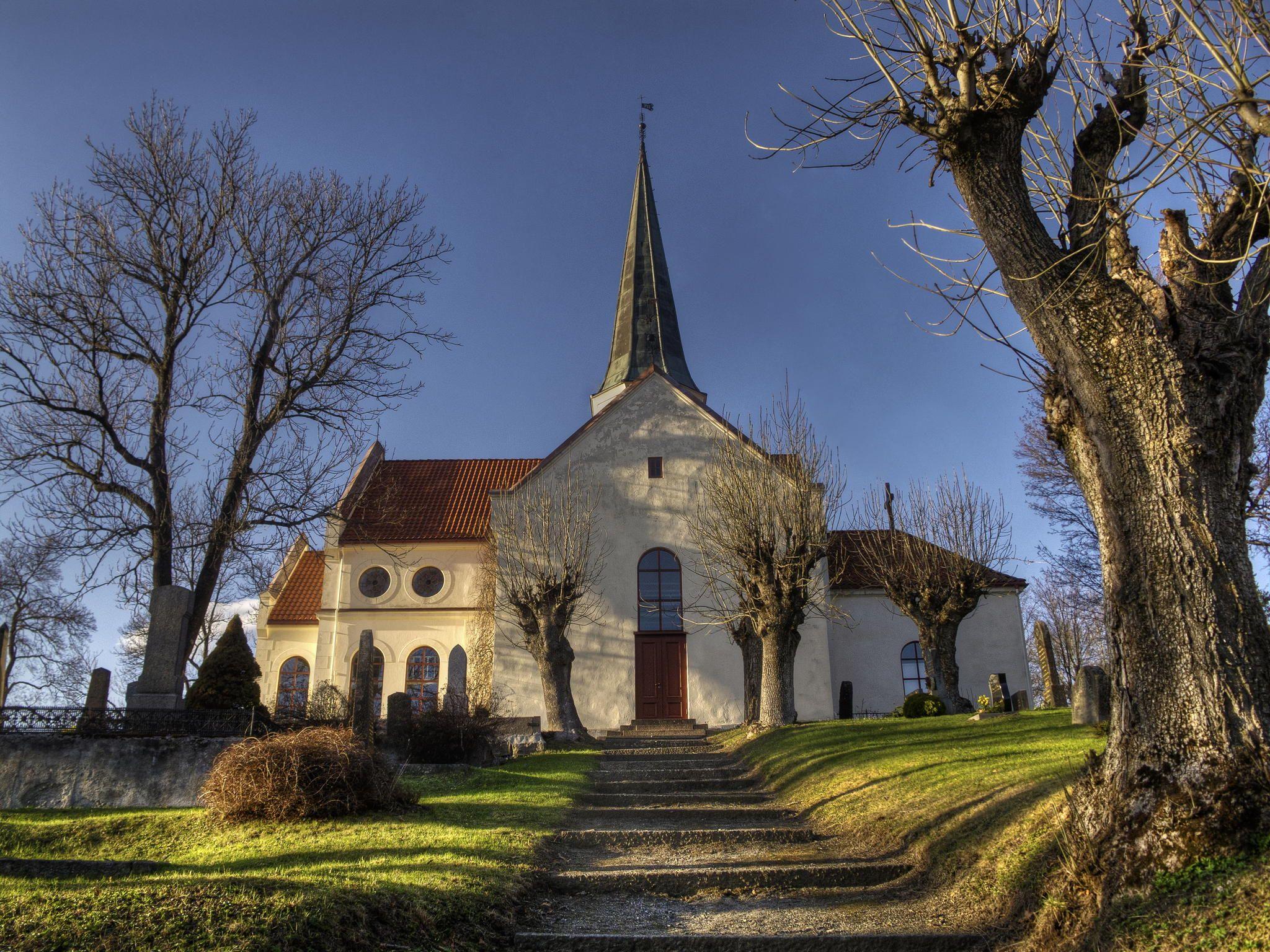 Heggen Church by Johannes Mikkelsen on 500px