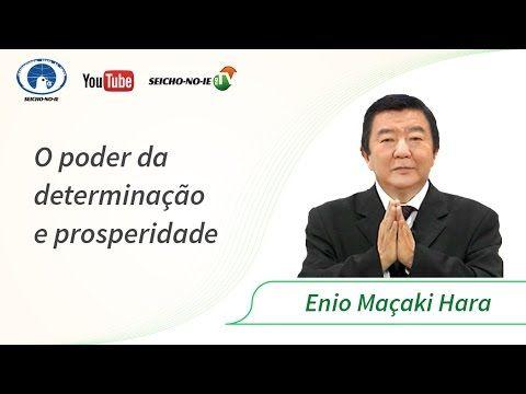 06/01/2017 -  SEICHO-NO-IE NA TV - O poder da determinação e prosperidade