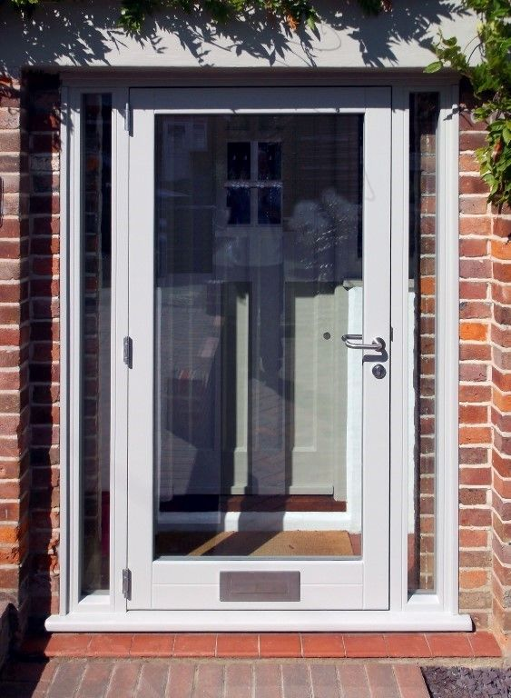 new arrival cda80 2bb3e Softwood Single Door painted RAL 7044 Silk Grey | Loft ...