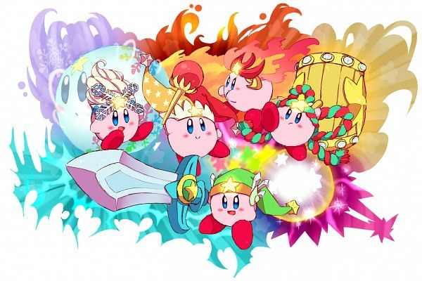 kirbys return to dreamland super abilities video game